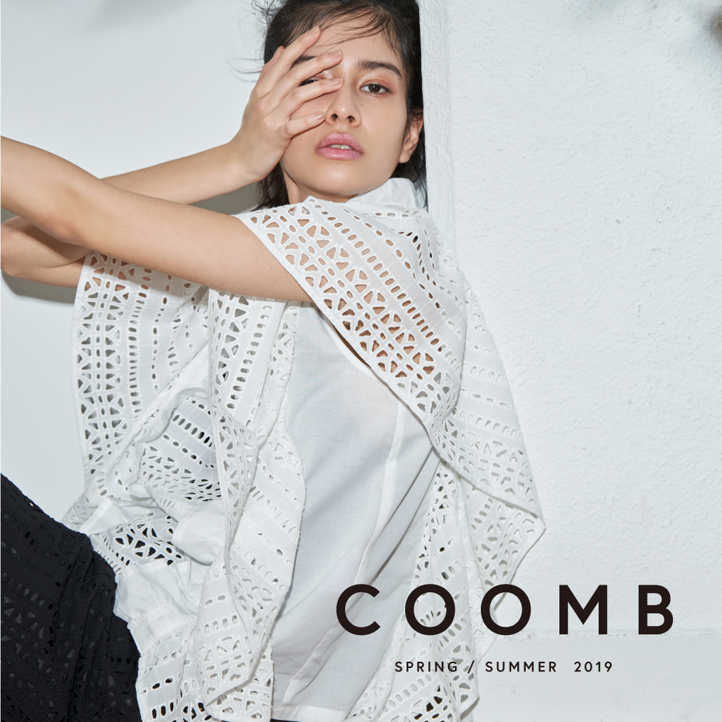 COOMB SPRING / SUMMER 2019